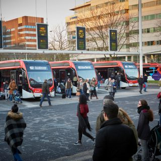 Hermes bestelt 32 VDL-bussen Eindhoven