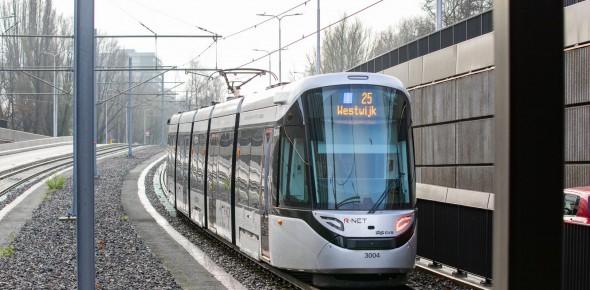 GVB en Vervoerregio trots op Amstelveenlijn
