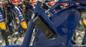 Slot OV-fiets voortaan open via chipkaart