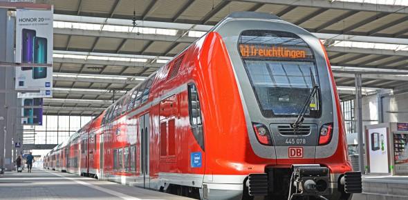 Beieren wil app voor treinaansluitingen