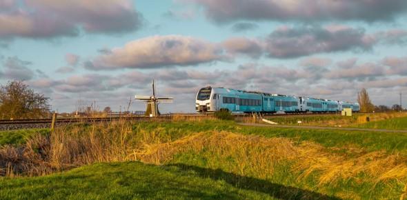 Arriva moderniseert treinvloot in Noorden
