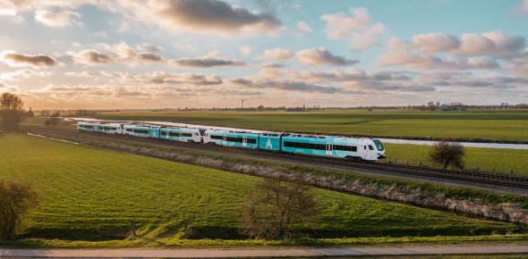 Spoor in Noord-Nederland krijgt Ertms