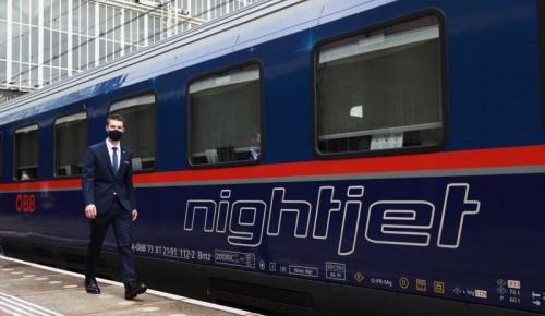 Nachttrein Amsterdam – Wenen van start