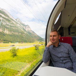 Nieuw platform om treinrondreis te boeken