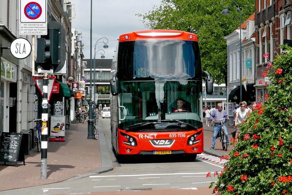 Grootstedelijk ov rond Schiphol