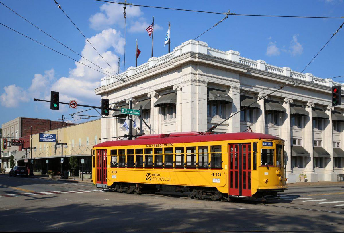Tram in VS maakt comeback